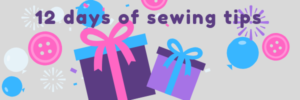 12 days of Sewing Tips: Quilting In Contrast