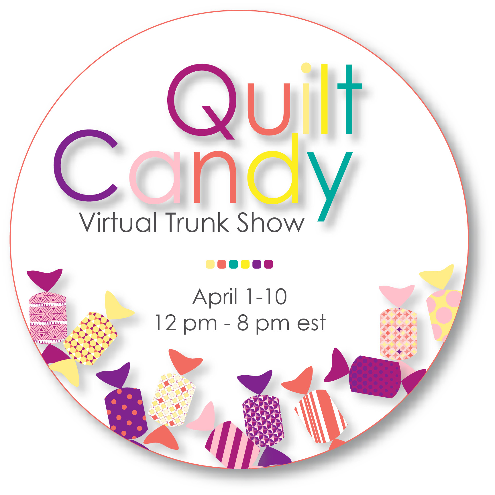 Join me for a Live Trunk Show!