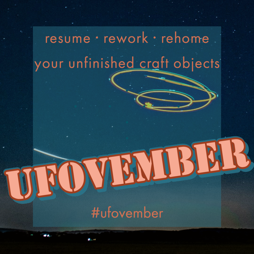 Welcome to UFOvember!